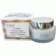 Sostar Anti-ageing Cream with Donkey Milk Anti Aging Cream, Hyaluronic Acid, Shea Butter, Moisturizer, Face, Milk Products, Donkey, Ebay