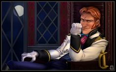 Prince Hans by Ciorane.deviantart.com on @DeviantArt <<< Darn it. How is it possible to create good-looking villains?
