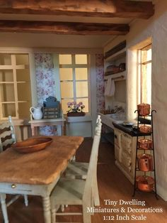 772 best dollhouse kitchen ideas images in 2019 dollhouses rh pinterest com