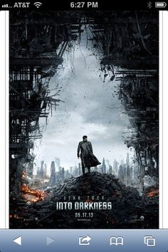 Star Trek: Into the Darkness -- May 2013 - can't wait!