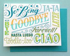 Những mẫu typography và lettering tuyệt đẹp của Jessica Hische