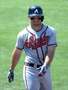 Dan Uggla - Atlanta Braves v Los Angeles Dodgers
