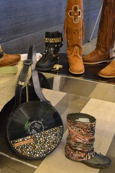 Klima Fashion Show, presentazione della collezione #KarmaofCharme #SS14 #boots #bag #musthave #summer2014
