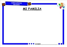 Ficha de la familia