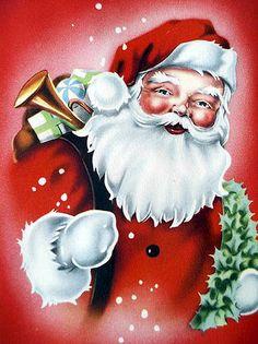 50's Santa