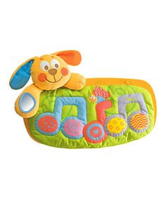 Take a look at this Sleep & Play Musical Puppy Interactive Pad by Chicco on #zulily today! $18 !!