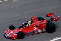 1976 GP Brazylii (Carlos Reutemann) Brabham BT45 - Alfa Romeo