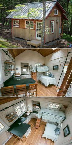 Skyeia Tiny House Cabin