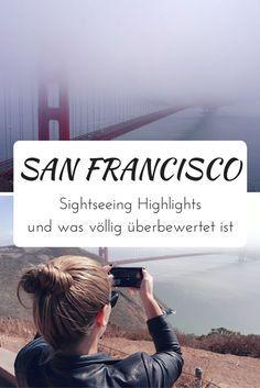 San Francisco Sehenswürdigkeiten Travel Guide & Sightseeing