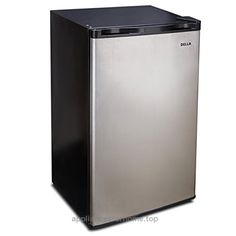 Ft Compact Refrigerator And Freezer Energy Saving Reversible Door