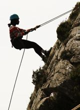 Abseiling | Rock Climbing | Outdoor Adventure Activities in Cardiff
