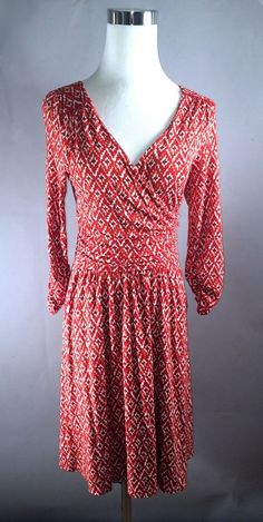 Maeve Revelations Knit Dress Size Small Anthropologie $128 #Maeve #StretchBodycon #WeartoWork