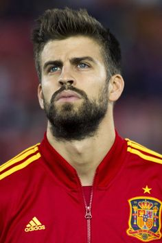 The 25 Hottest Soccer Players at the 2014 World Cup - Gerard Pique