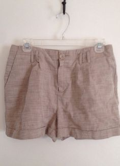Buy my item on #vinted http://www.vinted.com/womens-clothing/other-shorts/19913081-forever-21-tan-khaki-shorts-m