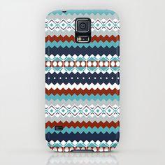 Navajo Pattern iPhone & iPod Case