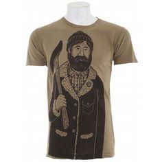 Element Lumberjack T-Shirt Light Olive