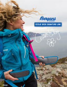 Have you seen the Bergans of Norway signature line, developed in close collaboration with Cecilie Skog? Cecilie knows the true tests that the outdoors can place on your gear, and each piece in this collection is designed with maximum functionality and durability in mind. True Test, Outdoor Fashion, Thermal Insulation, Have You Seen, Outdoor Woman, Norway, Collaboration, Outdoors, Camping