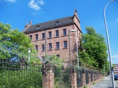 google+images, Mannheim,Germany - Photo of Mannheim, former turley barracks 9 / 10