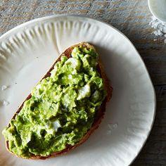 Avocado, Feta, and Mint on Sourdough Toast recipe on Food52