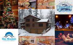 'Twas a week before Christmas.. We have it available at Appalachian Escape cabin (3 bd/2ba sleeps up to 10). Come enjoy the lights of #Winterfest lights and scenery with your #family. The fireplace is warm, the log cabin is cozy and decorated, the lights are bright in Gatlinburg, Pigeon Forge and Sevierville, the atmosphere is full of festive anticipation. Great pre-holiday rates! Book 7 nights- get FREE cleaning! Book by owner and save - no booking fees