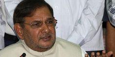 कांग्रेस, राजद और जदयू मिलकर लडेंगे चुनाव: शरद यादव