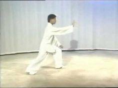 Yang Taiji, Master Yang Jun, 1 part, 103 form