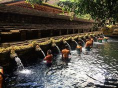 Temple of the holy hot springs Bali Indonesia. #tirtaempul #temple #bali #tirtaempultemple #indonesia #escape #streetphoto #ig_indonesia #igindonesia #igersindonesia #iphone #iphoneography #iphone6splus #photooftheday #pictureoftheday #picoftheday #daily #dailypic #instadaily #groundingthedream #iamwhatisee #isabelnolascophotography