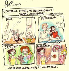 #Flor de #stress