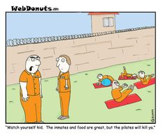 Pilates is Discipline!