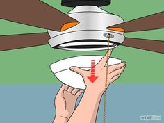 Replace a Ceiling Fan Pull Chain Switch Step 2 Version 2.jpg