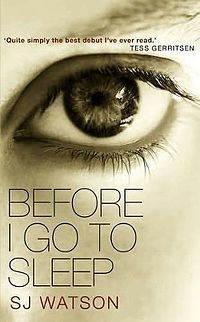 Before I Go To Sleep - S.J.Watson - Summer 2012 - A woman suffering from amnesia wakes each morning with no knowledge of who she, and each day must reconstruct her memories from a journal she has been keeping. But, the journal begins to cast doubts on the 'truths' those around her have been telling. Amazing debut novel!