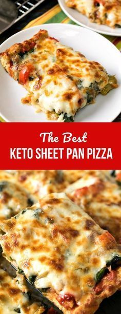 The Best Keto Sheet Pan Pizza – Best Recipes