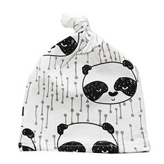 Gotd Toddler Kids Girl Boy Hipster Baby Infant Knotted Hat Cotton Beanie Cap (