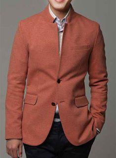 Mandarin Style Jacket