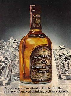 Chivas Regal's Blended Scotch Whiskey (1979)