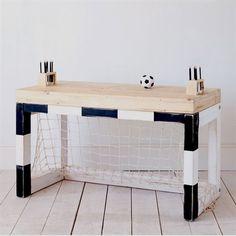 JAN football table   Furniture   Home voetbal tafel jongens boys kinderkamer children kids room nursery #KidsRoom