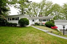 Enjoy easy one-level living in this comfortable Ranch style home located in the North Street/Rosedale area of White Plains. This home is situated on an oversized corner lot of 136x108 in the tree lined neighborhood. Kitchen is updated with a nice size family room located off the kitchen and a door out to a covered screened-in porch. Huge potential to expand or just make this one your own.