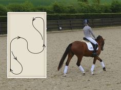 Thirty-minute winter flatwork Sometimes planning and executing an effective schooling session can feel like a mission, Horse&Rider has designed some great schooling plans - Art Of Equitation Equestrian Outfits, Equestrian Style, Equestrian Problems, Horse Riding Tips, Trail Riding, Horse Tips, Horse Exercises, Riding Lessons, English Riding