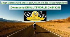 Drollyworld - Wissen - Werben - Traffic