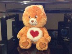 Vintage-Care-Bears-TENDERHEART-BEAR-13-Plush