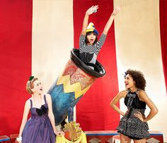 Forever 21 Brings a New Twist to Fashion: Cirque 21