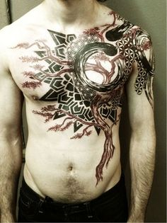 nordic tattoos - Google Search- probably wouldn't get this, but awesome nonetheless