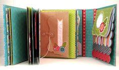 JULES THE BLING PRINCESS: Colorbok Folding Mini Album...