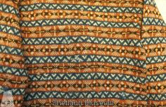 Description Fair Isle jumper from Shetland Museum Knitwear Collection. Tex 7728
