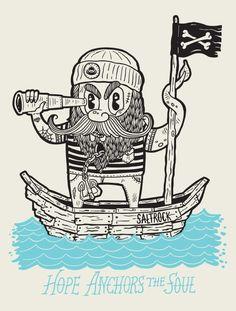 """""""El pirata"""" Alejandro Giraldo"""