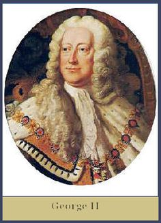 TIL That British monarch George II died of a ruptured heart on the toilet. He went to use it one day but his valet heard a loud crash and came running. He found the king comatose on the floor. An autopsy revealed that hed had an aortic aneurysm. British Royal Houses, House Of Stuart, Coin Store, Uk History, Georgian Era, Queen Of England, Bank Holiday Weekend, King Queen, Painting & Drawing