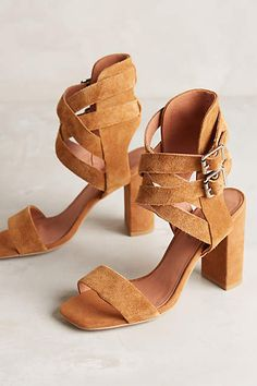 Jeffrey Campbell Eudora Heels - anthropologie.com #anthrofave