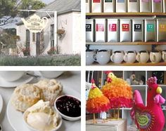The Tearoom and Gift Shop