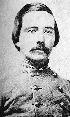 Major Richard Channing Price (1843-1863). Assistant-Adutant-General for Major General J.E.B. Stuart. Taken just after his 20th birthday and just before his death at the battle of Chancellorsville on May 1, 1863.