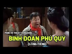 Phim Hành Động Võ Thuật Hay Nhất | Binh Đoàn Phú Quý - Lưu Đức Hoa - Hồn...